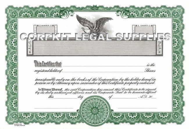 Wording Certificates
