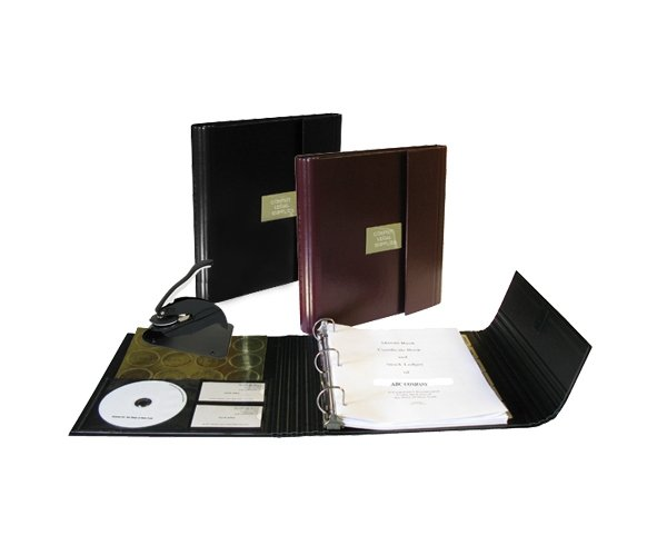 detailed image of Folio kit corporate kit