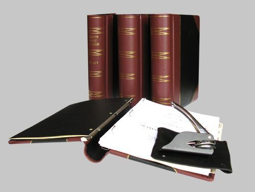 detailed image of Precise corporate Kit, incorporation kits,corporate book