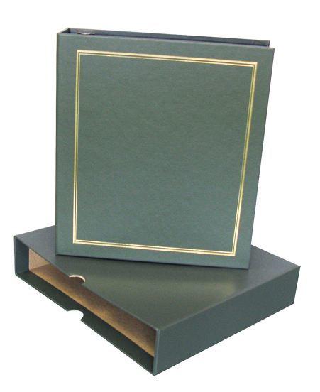 Green Corporate Kit Stock Certificates Binder Index Tabs /& Metal Corporate Seal Slipcase Minutes /& Bylaws