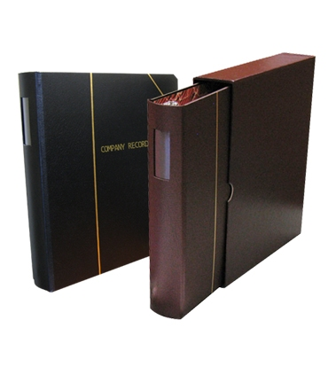 Do it yourself products minute book binder only vp minute book vp minute book binder solutioingenieria Image collections
