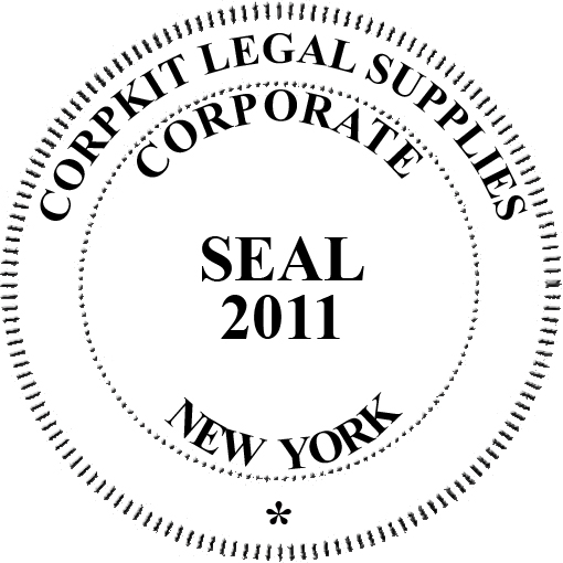 company stamp template instant electronic digital company seal