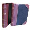 Post Binder Precise Line 1/4 Bind Leather Custom Minute Book