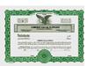 Custom Stock Certificates 2 Class Multi-Class Goes Ceritificates