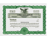 Custom Stock Certificates 3 Class Multi-Class Goes Certificates