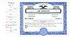 3 Class Side Stub Multi-Class Certificates