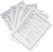 Personal Data Sheets