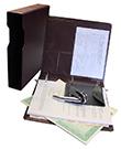 Limited Liability Company Kit ThriftKit Dark Burgundy