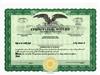 Custom Stock Certificates 3 Class Multi-Class Eagle Certificates