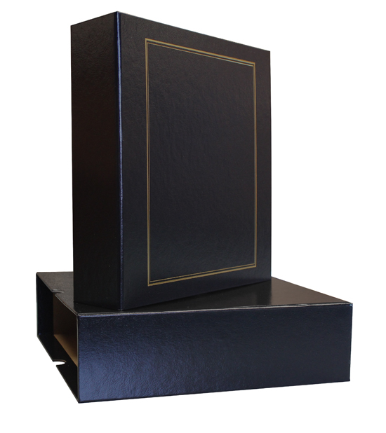 Minute Book Binder With SlipCase