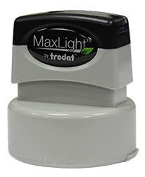 Premium Quality Round Pre-Ink Rubber Stamp (CLONE)