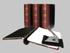 Post Binder 1/4 Bind Leather Corporate Kit