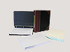 King Kit Label Holder Custom Minute Book Binder + Slipcase