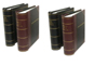 "King Kit 2 1/2"" Custom Minute Book Binder + Paper"