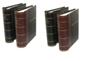 "King Kit 2 1/2"" Custom Minute Book Binder"