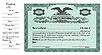 CorpKit Custom Side Stub SS1 Single Class Stock Certificates