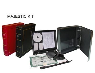 LLC Corporate Kit Majestic