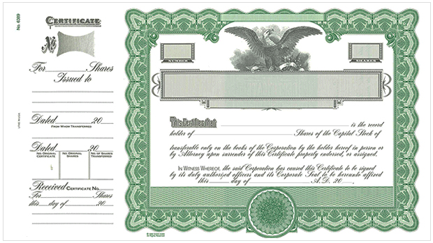 Stock Certificate Template Powerpoint Images - Certificate design ...